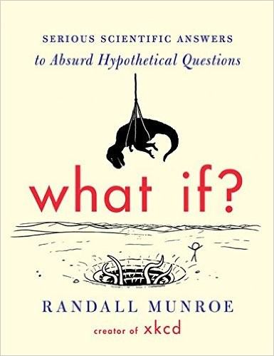 Cover of book: What If?