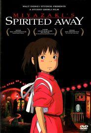 Cover of Miyazaki's spirited away