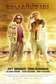 Cover of the Big Lebowski, one of the greatest films of all time.