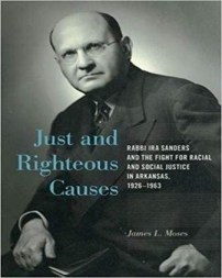 """Photo of book cover, """"Just and Righteous Causes"""""""