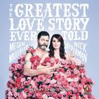 Cover of book featuring a couple clothed in roses.
