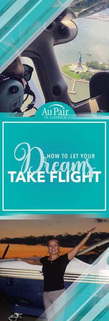 An Au Pair's Dreams Take Flight | Au Pair in America (APIA)