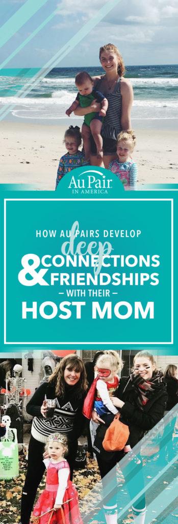 Au Pair Aimé and Host Mom Anne: A Perfect Match