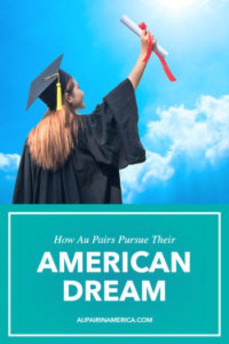 From Au Pair to Scholar: Austrian Au Pair Irina Returns to the U.S. as an International College Student