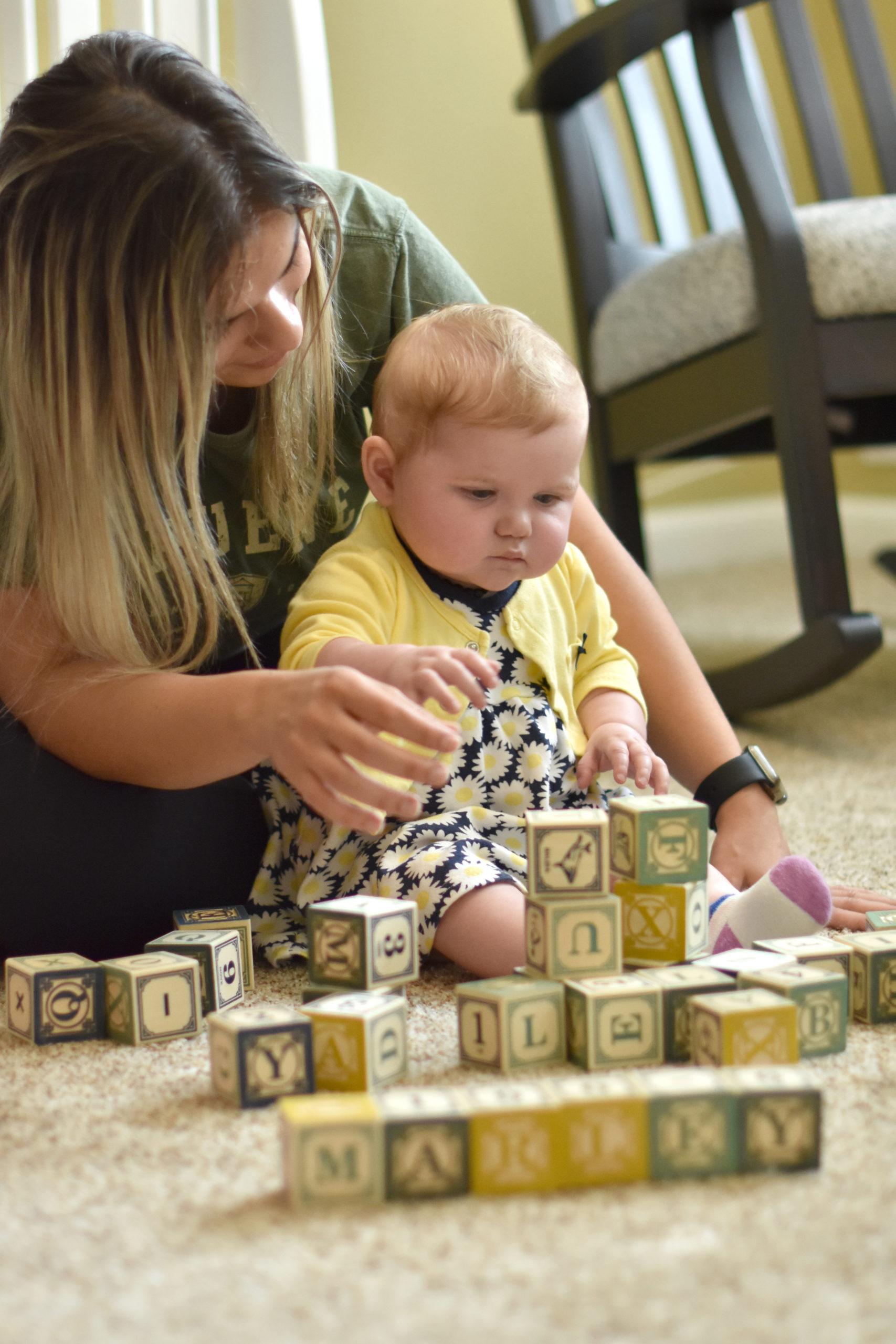Au Pair and Host Child   Au Pair in America Photo Contest