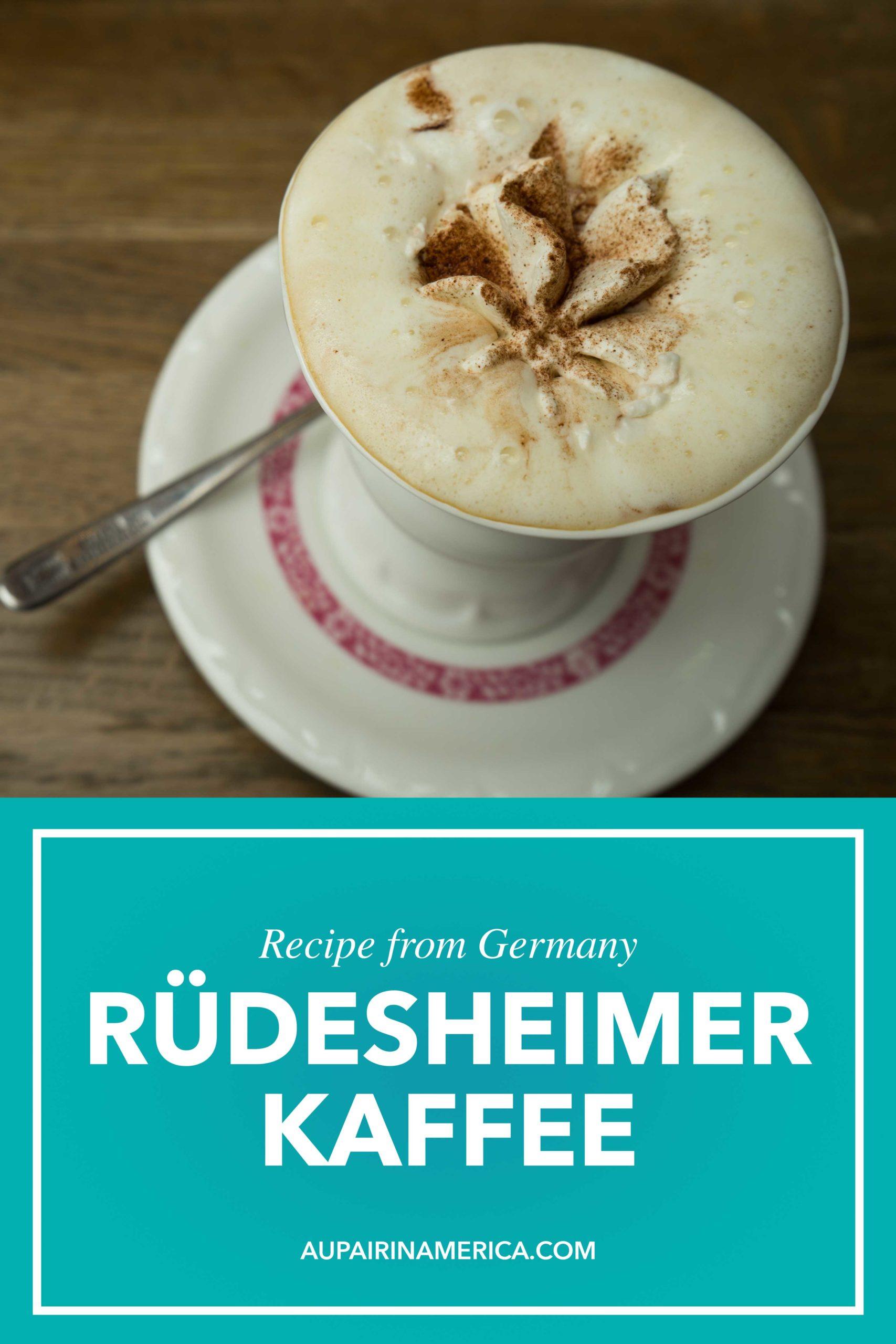 German Coffee (RüdesheimerKaffee)
