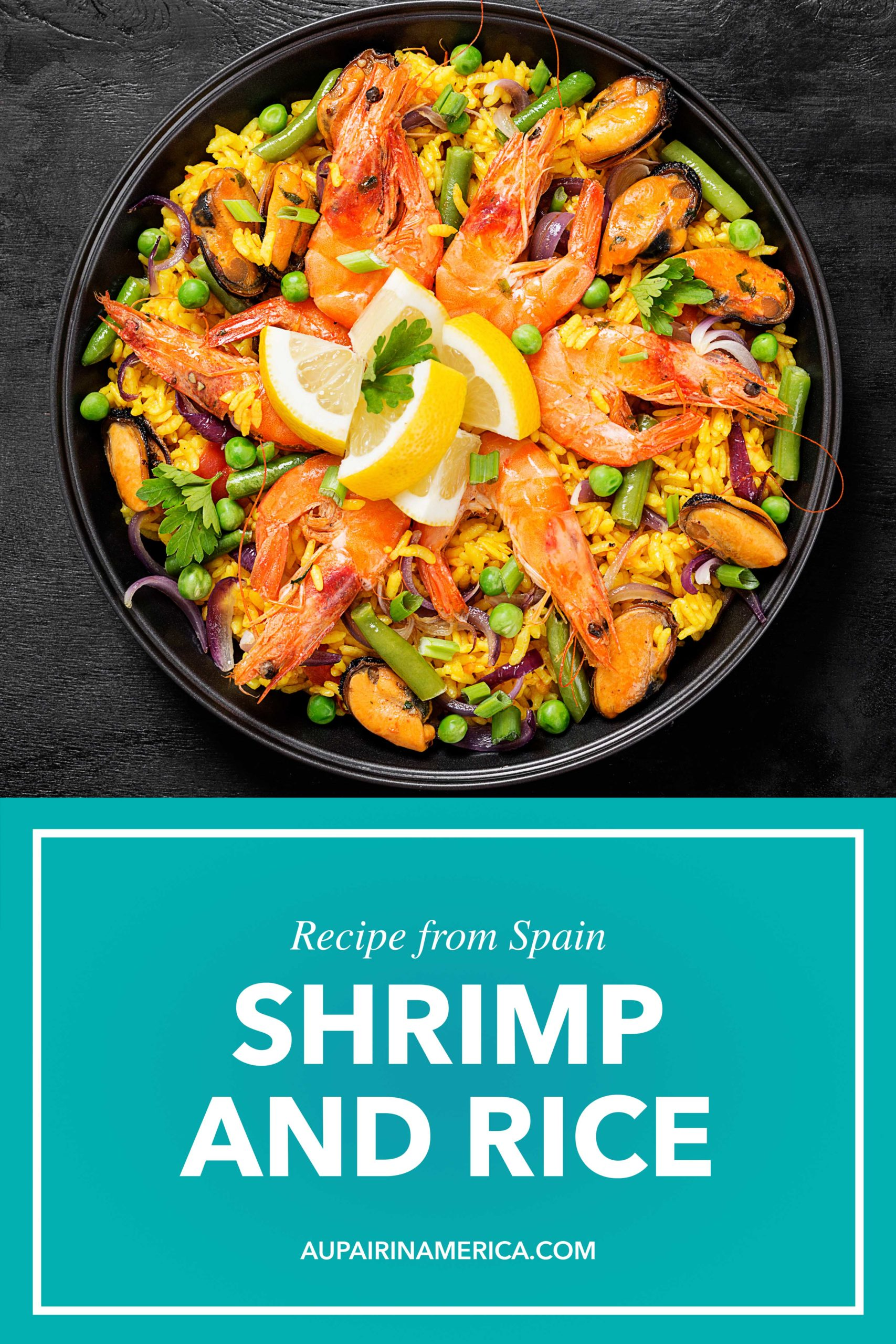Spanish Shrimp and Rice