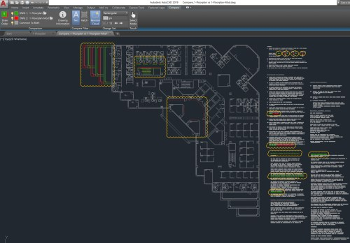 small resolution of autocad 2019 dwg compare