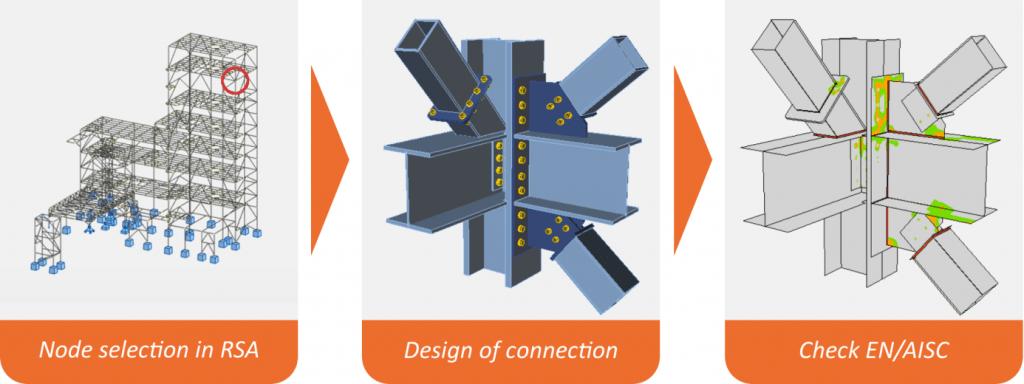 IDEA-Steel connection design-03