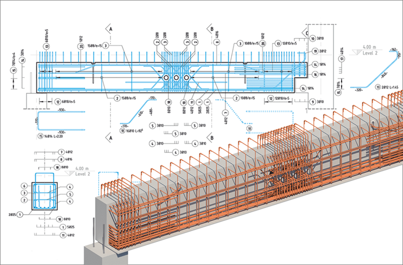 Sofistik solutions for reinforced concrete