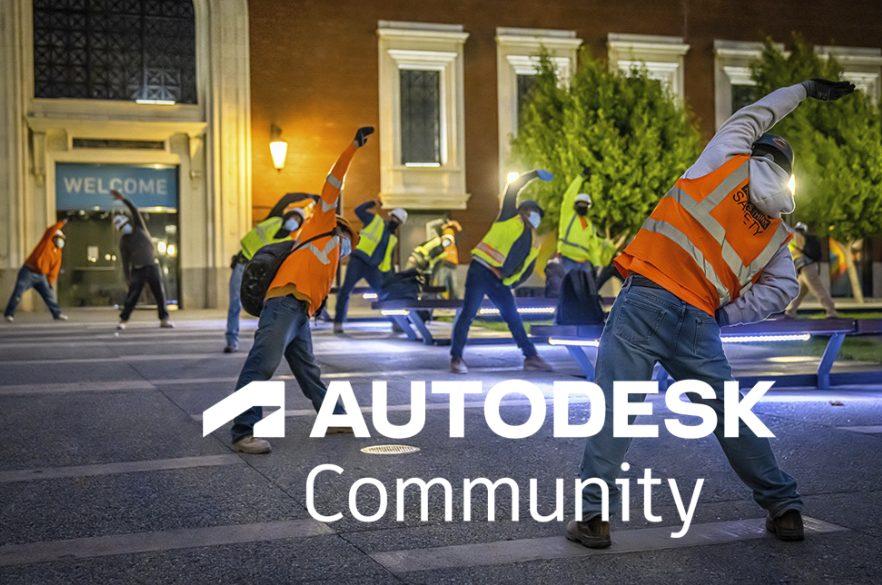 The Autodesk Community 5k Fun Run