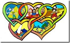 CORAZONES Amaos los unos a los otros2