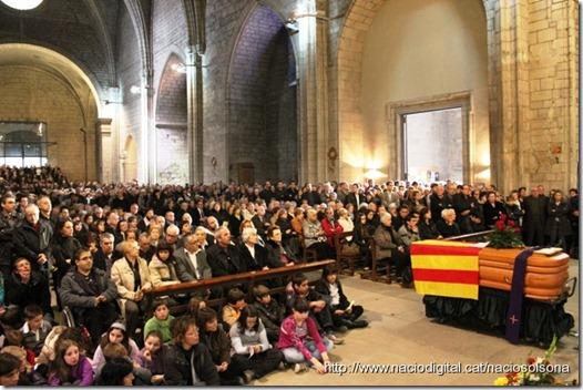 Funeral Jesus Huguet