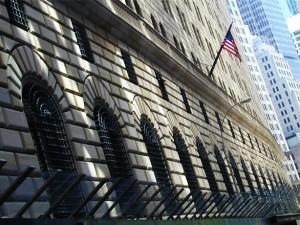 La Fed de Nova York, 33 Liberty St.