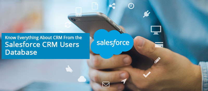 Salesforce CRM Users Database