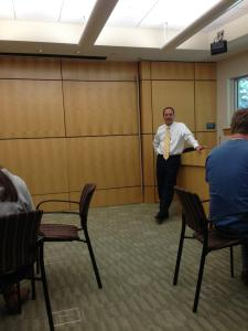 Larry Gennari Lunch and Learn