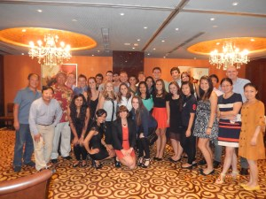 Alumni Dinner with Babson Alumni of Great China
