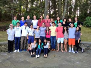 BRIC 2013 right before leaving Babson for China.
