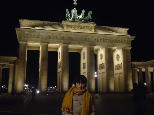 Jaqueline in Berlin