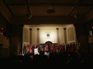 Academy of Distinguished Entrepreneurs Induction Ceremony