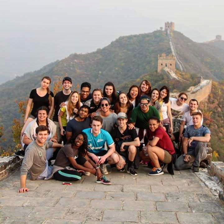 The 2015 BRIC program, in its seventh iteration, visits the Great Wall of China, just a few hours north of Beijing.