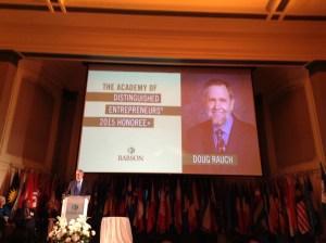 Doug Rauch, 2015 ADE Honoree