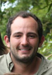 Diego Pacheco M'16, co-founder of Cociel