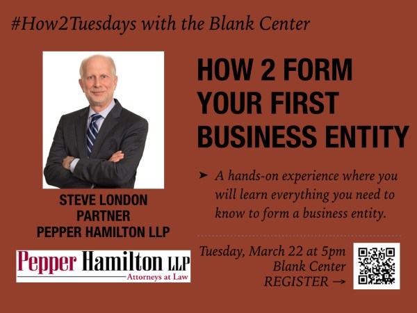 How 2 Tuesday Form First Business Entity