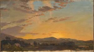 Maine Sunset OL.1980.1889