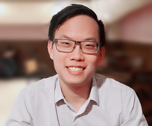 Baruch alumnus Alan Chen