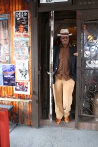 Samuel Hargress opened Paris Blues in 1969. Photo by Ashleigh Baker