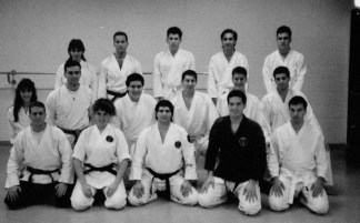 Martial Arts Club