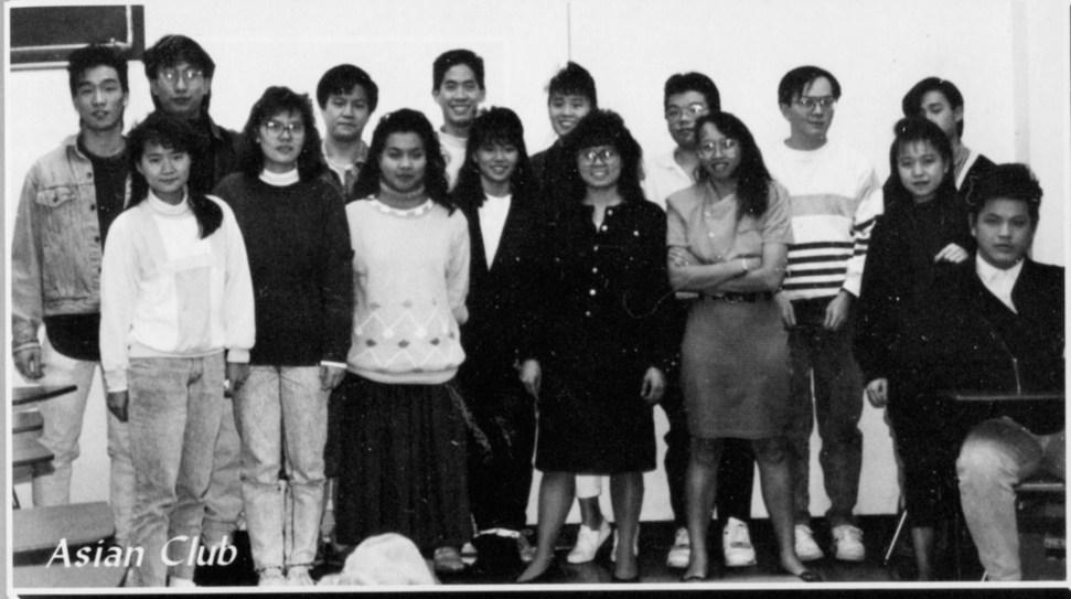 1990 - Bentley Asian Club