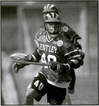 Men's Lacrosse, 2003. The team won its first NE-10 Championship in 1994, only the second year of the team's existence!