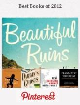Best Books of 2012 Pinterest board