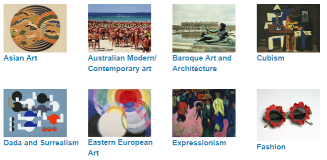 EXamples of Subject Guides