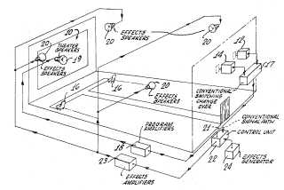 Steve van Dulken's Patent blog: The Sensurround technology