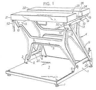 Steve van Dulken's Patent blog: Ron Hickman, inventor of