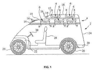 Steve van Dulken's Patent blog: Wind turbines for cars