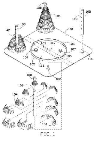 Steve van Dulken's Patent blog: Christmas inventions