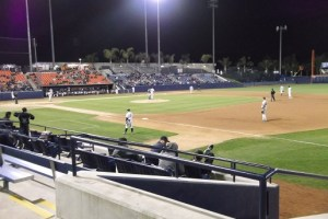 Baseball match.