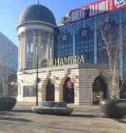 Alhambra Theatre.