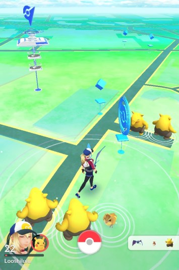 Drowzees at Bradford Interchange Station