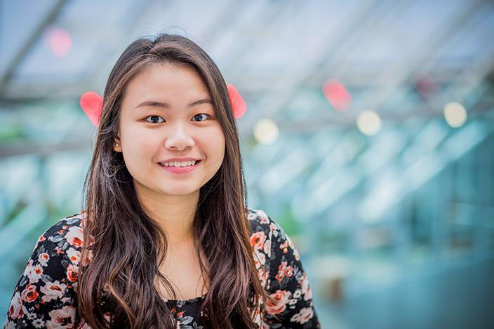 Headshot of Phei Shan.