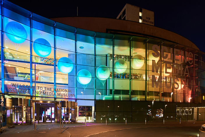 The National Science and Media Museum, Bradford.