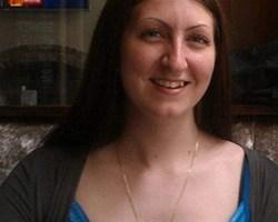 Headshot of University of Bradford student, Jennifer Buck.