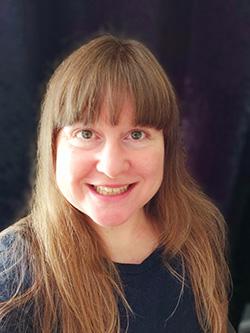 Headshot of Senior Outreach and Recruitment Officer,Caroline Priestley.