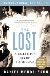 Lost book cover