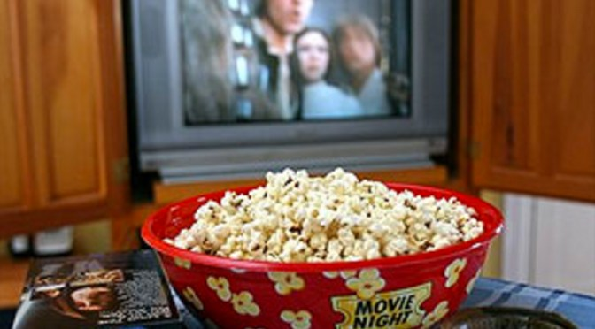 THE SCREENING ROOM:  CONFESSIONS OF A BBC BINGE WATCHER