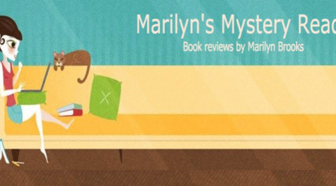 MEET MEMBER MARILYN BROOKS:  MYSTERY MAVEN